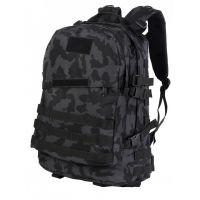 Рюкзак PATRIOT РТ-028, Tactica 7.26 (40 литров) Черный мультикам