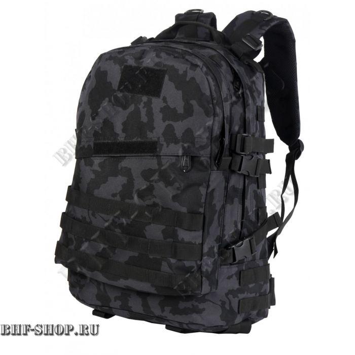 Рюкзак Tactica 7.26 (40 литров) Черный мультикам