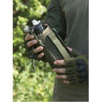 Фляжка-Бутылка GONGTEX с чехлом и креплением Олива