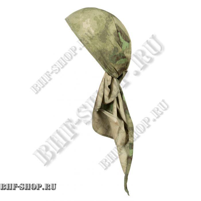 Бандана Зеленый мох Бабек