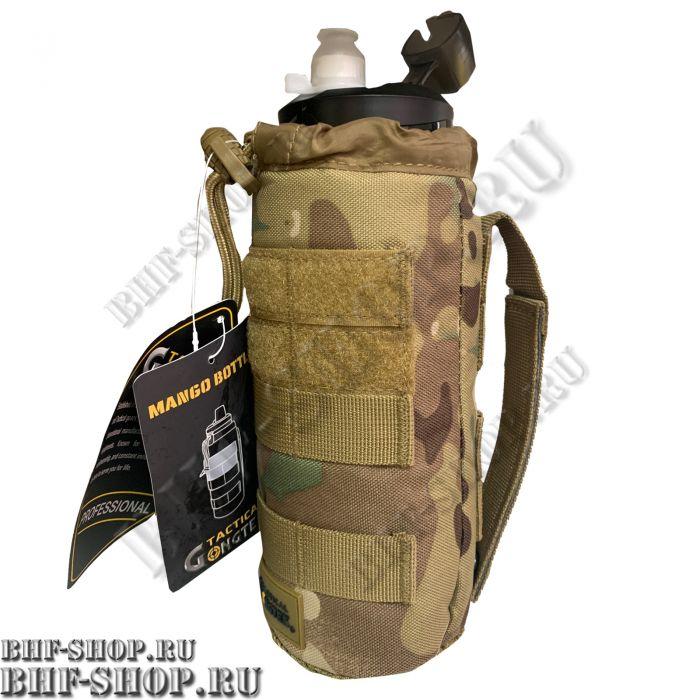 Фляжка-Бутылка GONGTEX с чехлом и креплением Мультикам