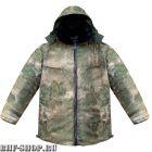 Куртка ПИЛОТ-ВЕЛИКАН Зеленый мох