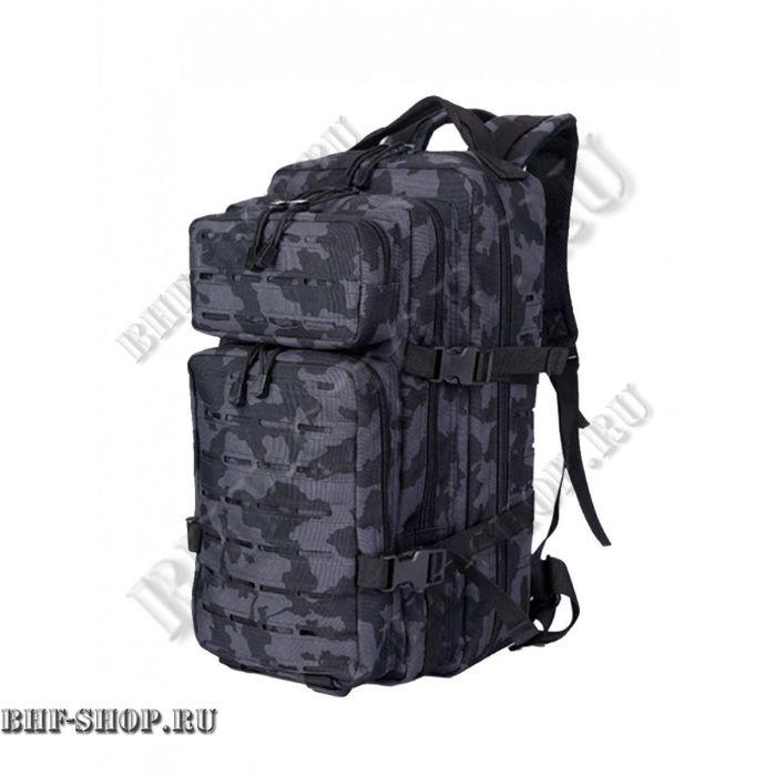 Рюкзак Тактический OUTLAST PK-440, Tactica 7.62, Черный Мультикам