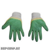 Перчатки рабочие с 2 обливом