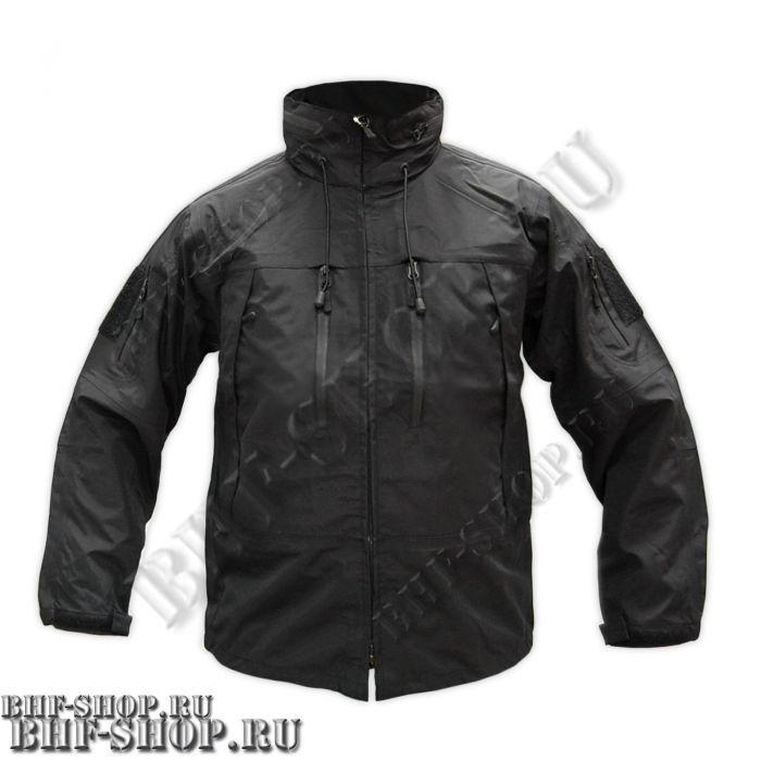 Куртка Гарсинг ВОИН Черная, GSG-5