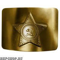 Бляха (пряжка) Армейская уставная СССР