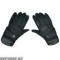 Перчатки тактические BLACKHAWK черные
