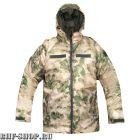 Куртка ВОИН зимняя Зеленый мох