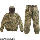 Костюм ТЕНЬ-1 подростковый сорочка Зеленый мох