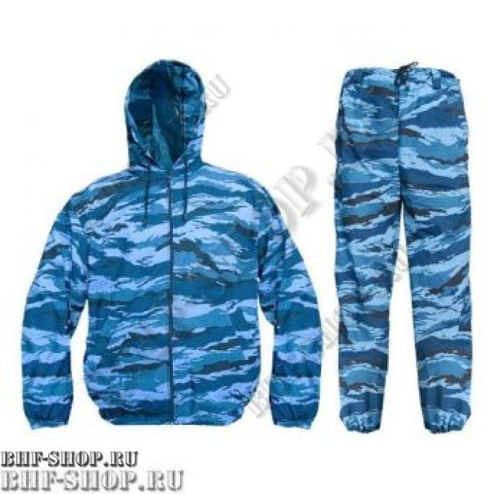 Костюм ТЕНЬ-1 подростковый сорочка Серый камыш