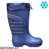 Сапоги женские ЭВА ( Eva-Shoes) Фортуна синие