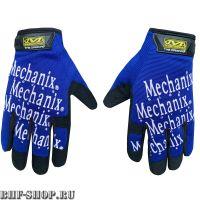 Тактические Перчатки Mechani'x Material4X Синие