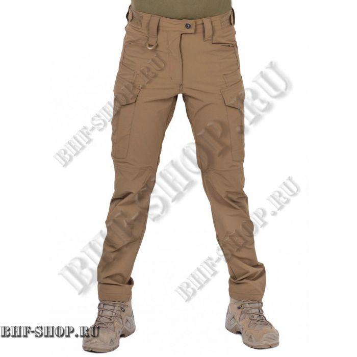 Брюки тактические нейлоновые Outdoor Assault Pants, Gongtex, Койот
