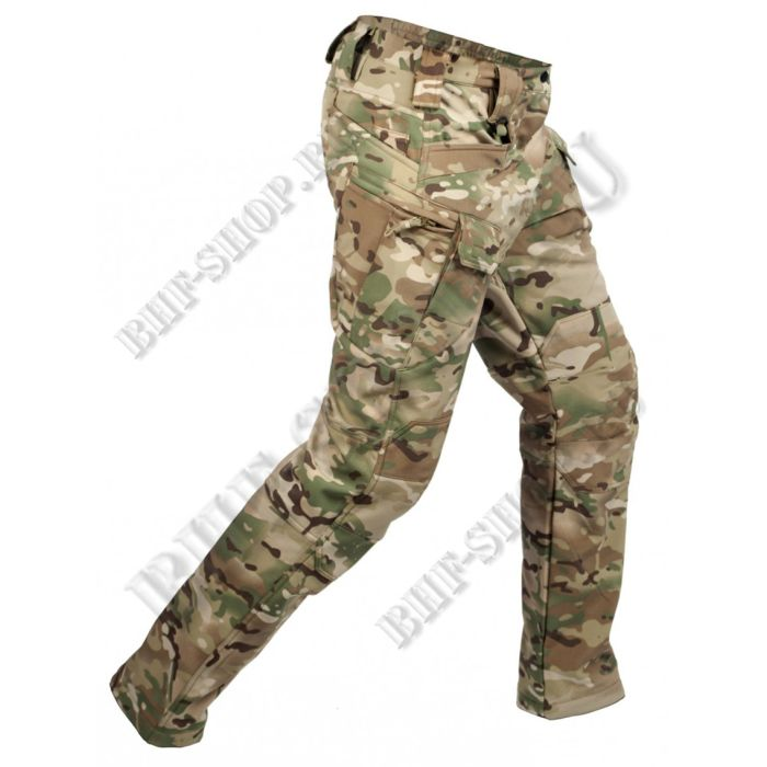 Брюки GONGTEX Assault Softshell Pants Мультикам