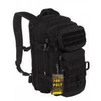 Рюкзак Тактический GONGTEX SMALL ASSAULT II, 25 литров, черный