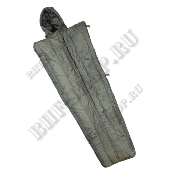 Спальный мешок GONGTEX Mummy Sleeping Bag 2D, -10C, Олива