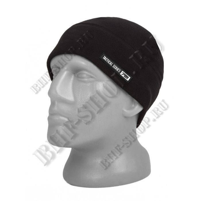 Шапка флисовая Extra Frost Fleece Hat 7.26 GEAR Черная