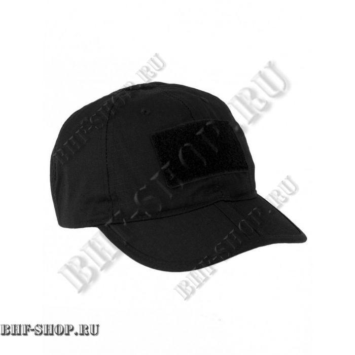 Кепка-бейсболка GONGTEX Folding Cap, черный