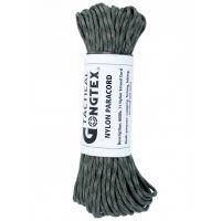 Паракорд GONGTEX Nylon, 30 м, 5мм, 11-ти жильный, 600LB. Зеленый мох
