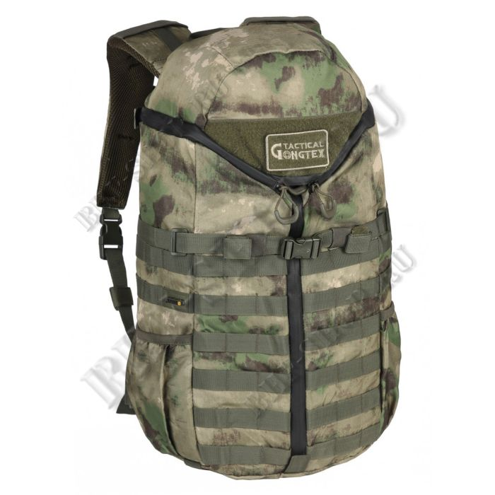 Рюкзак Тактический GONGTEX DRAGON BACKPACK Зеленый мох,
