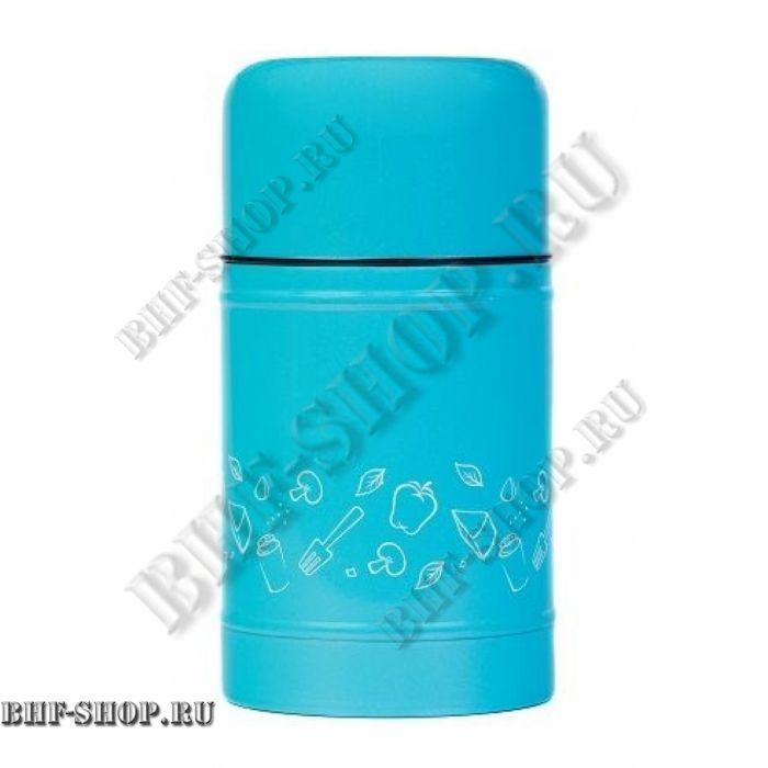 Термос вакуумный LUO TUO SVJ-750 Голубой
