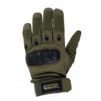 Перчатки тактические GONGTEX Tactical Gloves полнопалые Олива