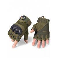 Тактические перчатки беспалые Army Tactical Gloves 7,26 Gear, Олива