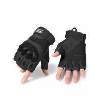 Тактические перчатки беспалые Army Tactical Gloves 7,26 Gear, Черные