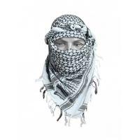 Арафатка (Шемаг) черно-белая