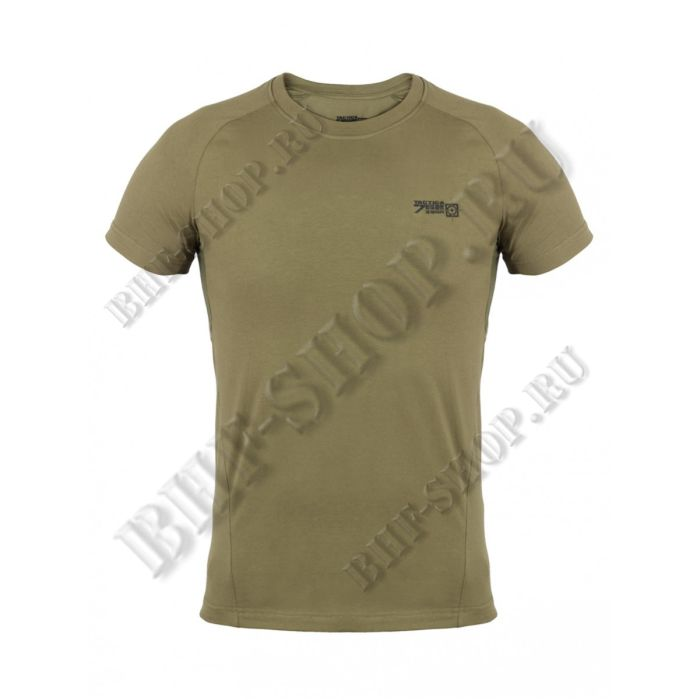 Футболка Tactical Armyfans 7,26 Gear, Олива