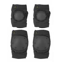 Наколенники и налокотники Gongtex Tactical Protection GK07K, Черный