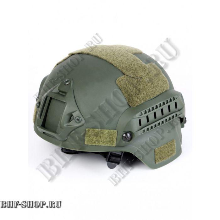 Шлем для страйкбола Ops Core FAST Tactical Helmet Олива