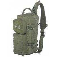 Рюкзак тактический Однолямочный Gongtex Assault Sling Bag Олива