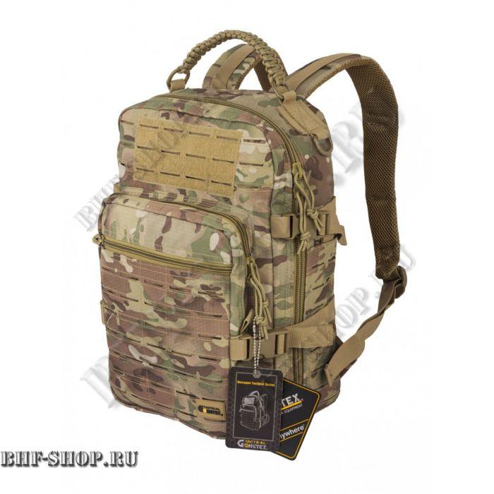 Рюкзак Городской Тактический GONGTEX HEXAGON 18 литров, мультикам