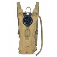 Гидратор (Питьевая система для рюкзака) GONGTEX HARD ROCK HYDRATION BACKPACK Койот