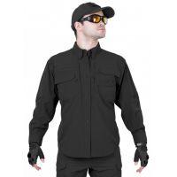 Рубашка мужская GONGTEX Traveller Shirt-2 Черная