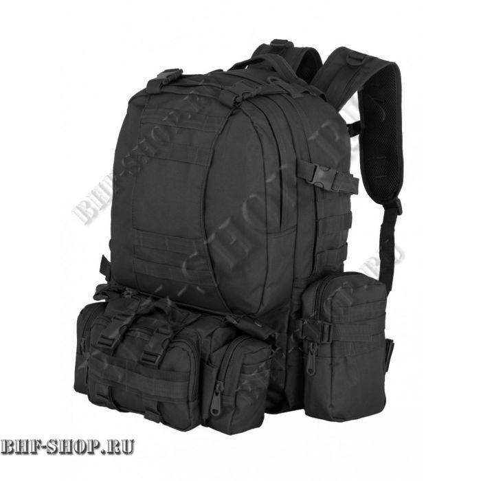 Рюкзак Тактический FORTRESS 40 л, Черный