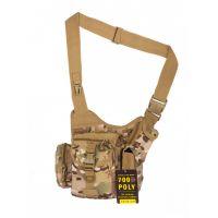 Сумка тактическая Gongtex Multi-Sling Bag, Мультикам
