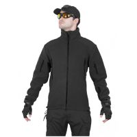 Флисовая куртка Fleece Jacket, Tactica 7.62 Черный