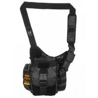 Сумка тактическая GONGTEX Sidekick SLING Bag Черная