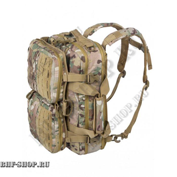 Тактическая Сумка-Рюкзак GONGTEX NAVIGATOR BACKPACK Мультикам