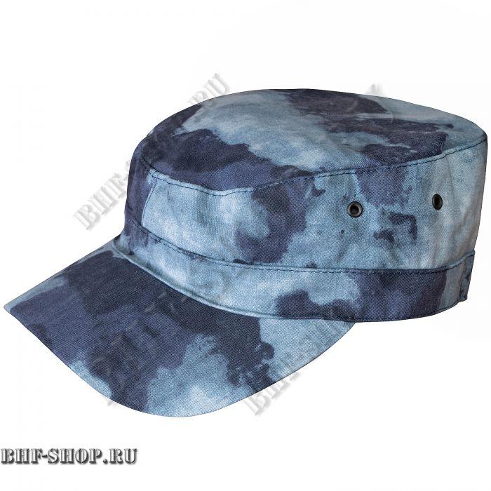 Кепка ТАБЛЕТКА Бабек Синий мох