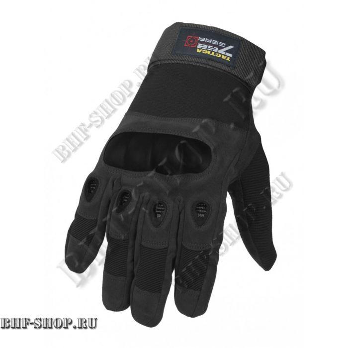 Тактические перчатки полнопалые Army Tactical Gloves 7,26 Gear, Черные