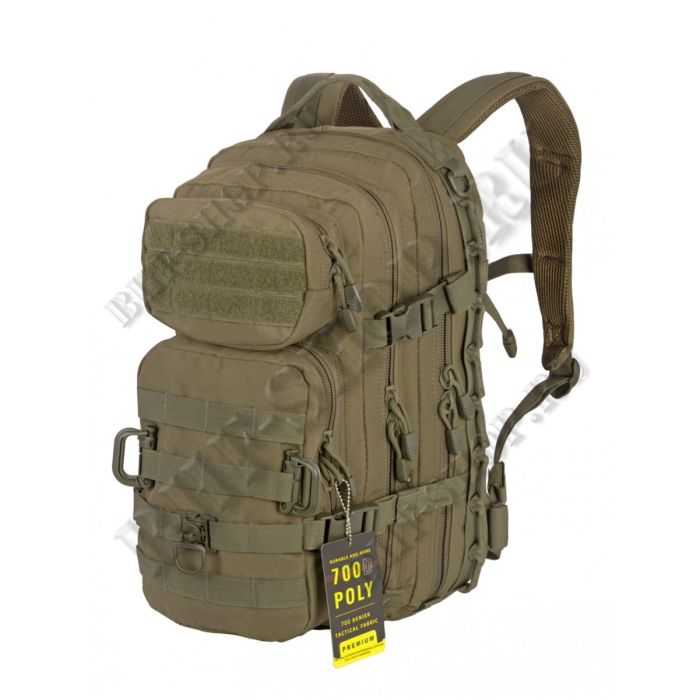 Рюкзак Тактический GONGTEX SMALL ASSAULT II, 25 литров, Олива