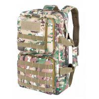 Тактическая сумка/рюкзак с системой Молле Combat Traveller Мультикам