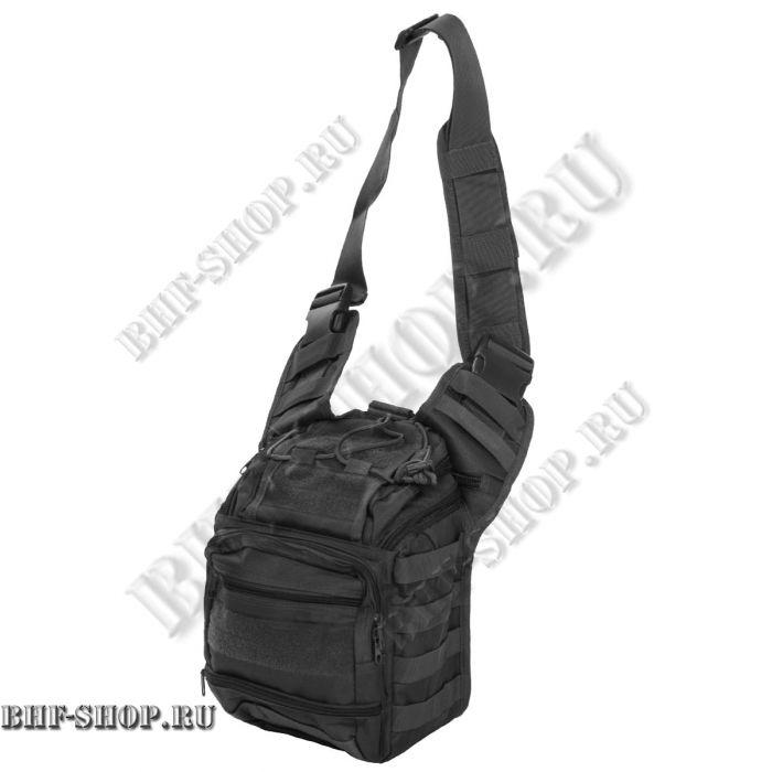Сумка Тактическая Operator Sling Bag Черная 9л