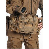"""Тактическая сумка """"Tactical Molle Belt Bag"""" Койот"""