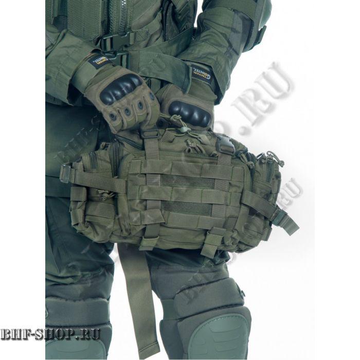 """Тактическая сумка """"Tactical Molle Belt Bag"""" Олива"""
