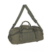 Тактический рюкзак сумка (баул) Gongtex Traveller Duffle Backpack Олива