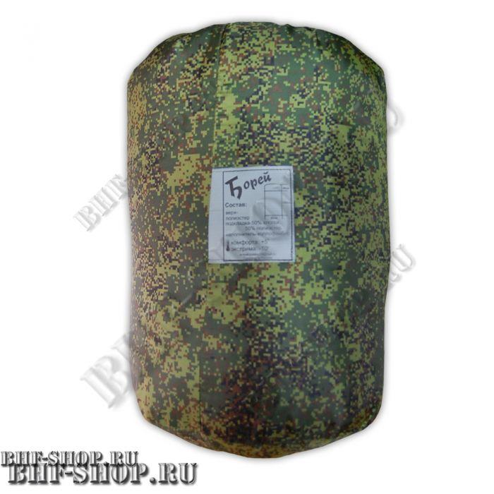 Спальный мешок БОРЕЙ +10°C до - 10°C
